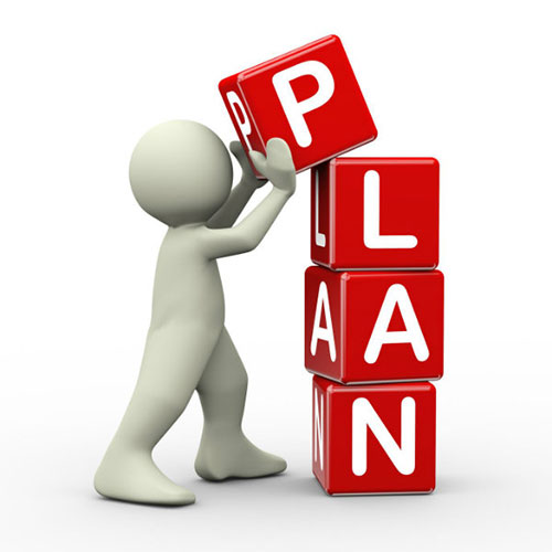 Save Time by Planning