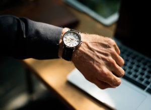 3 Tips to Make Time Your Friend, Part One