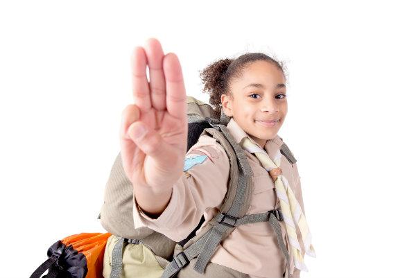 girl scout oath